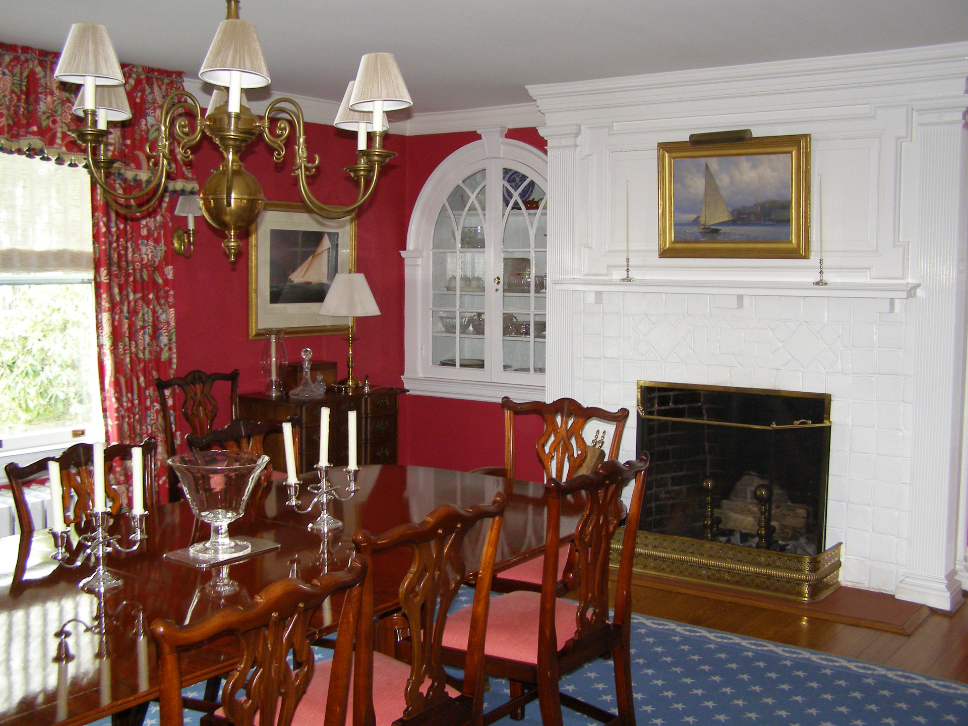 Kitchens and Dining Area